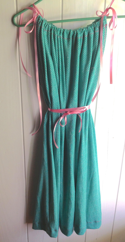 DIY hospital gown | Cory + Katie